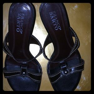 Franco Sarto Heels Sandals Size 7